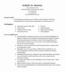Congressional Intern Resume Example United States House Of