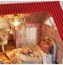 cuteroom diy wooden dollhouse princess
