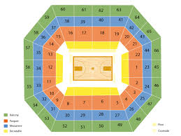 Taco Bell Arena Seating Chart Cheap Tickets Asap