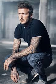 David Beckham Is Back With H M Fashion Bank дэвид бекхэм