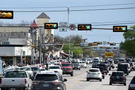 Can You Get A Red Light Ticket With Paper Plates Texas Is Latest State To Pump The Brakes On Red Light