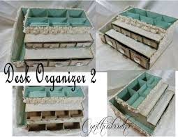 Diy Desk Organizer New Tutorial Desk Organizer 2 Youtube
