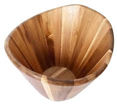 large wooden bowls large curved acacia wooden bowls for food x x large wood salad bowl with