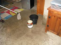 why is water leaking into my basement
