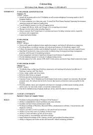 Help Desk Resume Summary Keywords Support Analyst Objective Entry