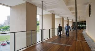 Suspended Walkway Design Gallery Of Football Museum Mauro Munhoz Arquitetura 3