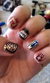 71 best Nail art ideas! images on Pinterest | Nail nail, 4th of ...
