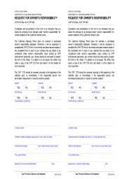 Chp 279 Form Fill Out And Sign Printable Pdf Template