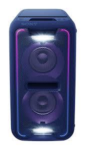 sony gtk. sony high power blue home audio system with bluetooth - gtk-xb7bc   walmart canada gtk