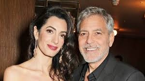 Amal Clooney Jokes She 'Will Never Do This Again' While Married to George