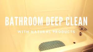 natural cleaning s bathroom deep clean karlynn charette