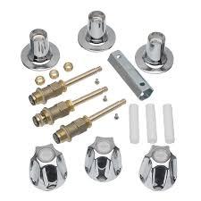 danco 3 handle metal tub shower repair kit for pfister