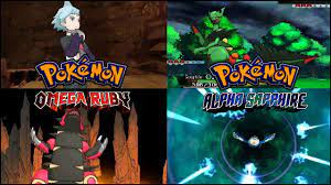 Pokemon Omega Ruby And Pokemon Alpha Sapphire - Exclusive Moves, Steven's  Searching, Asthetics! - YouTube