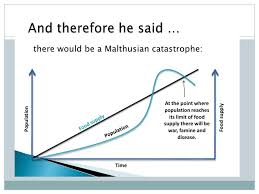 malthusian theory of overpopulation thomas malthus english  6 critics of malthus possibilists  our well being is influenced by conditions of our environment  food production is not fixed