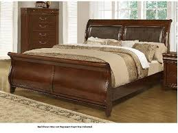 Sleigh Bed and also sleigh bed bedroom set and also bed frame sleigh ...