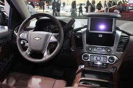 2016 Chevrolet Suburban Inside   Chevrolet suburban, Chevrolet and ...