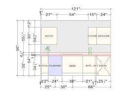 Standard Height For Kitchen Cabinets Simple Design