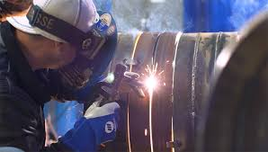 Welding Pipeline Pipeline Welding Technology Delivers More Reactive Arc And