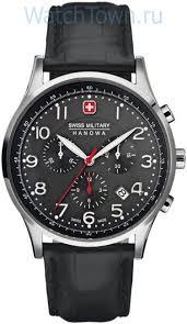 <b>Мужские</b> наручные <b>часы SWISS MILITARY</b> HANOWA ...