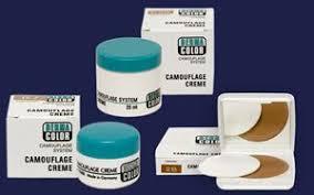Kryolan Dermacolor Camouflage Cream Reviews Photos