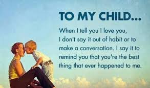 Children Love Quotes Stunning Quotes About First Child Love 48 Quotes