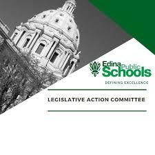 Edina Public Schools Legislative Action Committee Epslac
