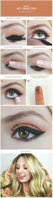 y eye makeup tutorials the lash lock no smears no smudges easy