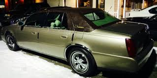 Benjamin Rolland's 2004 Cadillac DeVille on Wheelwell