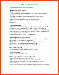 16+ Bad Resume Examples Pdf | Utah Staffing Companies