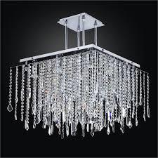 crystal drop chandelier cityscape 598m by glow lighting