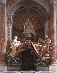 nassif s blog gian lorenzo bernini master sculptor tomb of pope alexander vii