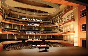 Wells Fargo Center Of The Arts Seating Chart Overture Center For The Arts Seating Chart Google Search