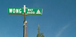 Image result for street signs for george