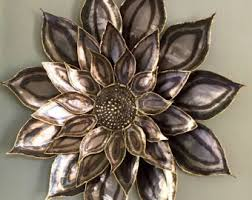 imposing decoration metal sunflower wall art etsy  on sunflower wall art metal with nice decoration metal sunflower wall art designs wall decoration ideas
