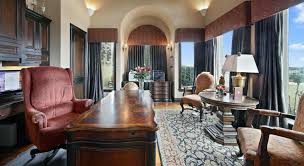 luxurious home office. Its Grand Home Office Offers A Luxurious Private Space To Be Motivated And Productive. N