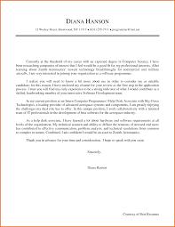 Sample Cover Letter For Software Engineer Entry Level