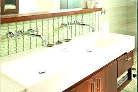 long bathroom sink long bathroom sink with two faucets long bathroom sink long reach bathroom sink