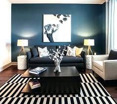 navy blue living room decor accessories