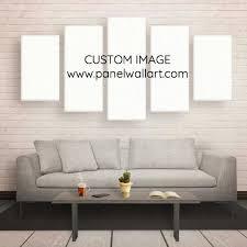 5 panel custom canvas prints on 5 canvas wall art custom with 5 panel custom canvas prints panel wall art