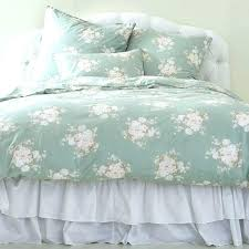 blue shabby chic bedding sets duvet cover within remodel 11