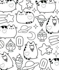 Pusheen Coloring Pages Lovely 29 Luxury Coloring Pages Pusheen Ideas