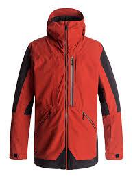 Tr Stretch Snow Jacket Eqytj03114 Quiksilver