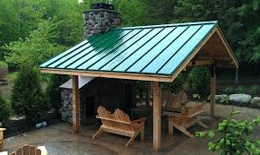 free standing patio covers metal. Simple Standing Metal Roof Patio Cover Designs Best Covers Ideas On    Intended Free Standing Patio Covers Metal E