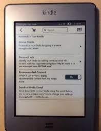 Cách sử dụng máy đọc sách Kindle đơn giản, chi tiết nhất