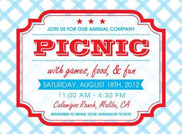 Picnic Invitations Templates Free Free Printable Picnic Invitation Template Google Search Gemmas