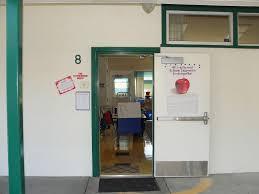 open classroom door. Exellent Open An Open Door Inside Classroom L