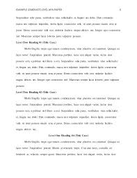 mental health essays apa format essay example paper formatting a  format for college paper style research paper template essay help format for college paper format format
