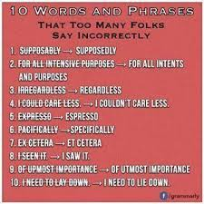 Grammar Tips Typical Grammar Mistakes Writing Tips All The Buzz All