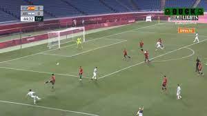 ملخص وأهداف مباراة اسبانيا والارجنتين في مجموعة مصر بـ أولمبياد طوكيو :  صحافة الجديد رياضة