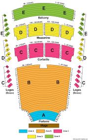 Salle Wilfrid Pelletier Place Des Arts Seating Chart